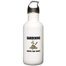 Gardening Therapy Water Bottle