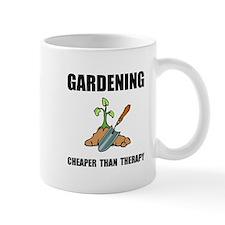 Gardening Therapy Mugs