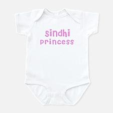 Sindhi Princess Onesie