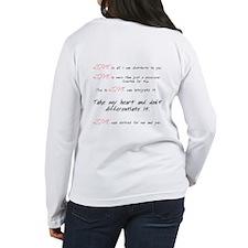 Mathemtical LOVE T-Shirt