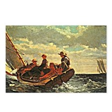 Breezing up a Fair Wind,  Postcards (Package of 8)