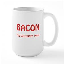 Bacon, the Gateway Meat Mugs