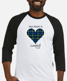 Heart - Campbell of Argyll Baseball Jersey