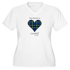 Heart - Campbell of Argyll T-Shirt