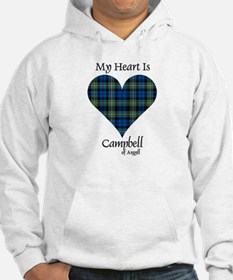 Heart - Campbell of Argyll Hoodie Sweatshirt