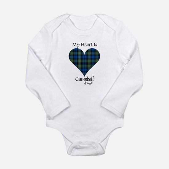 Heart - Campbell of Argyll Onesie Romper Suit