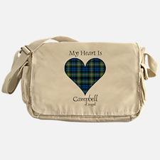 Heart - Campbell of Argyll Messenger Bag