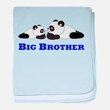 Big Brother Panda baby blanket