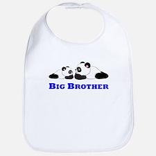 Big Brother Panda Bib