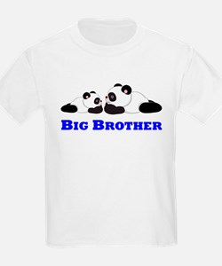 Big Brother Panda T-Shirt