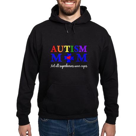 Autism Mom Superhero Hoodie