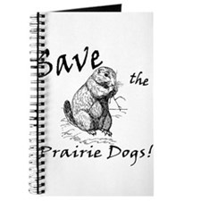 Save the Prairie Dogs! Journal