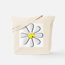 SICK DAISY Tote Bag