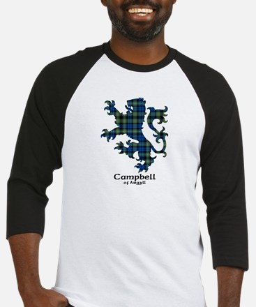 Lion - Campbell of Argyll Baseball Jersey