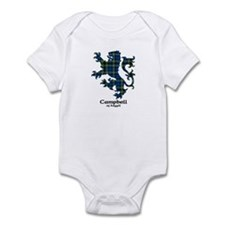 Lion - Campbell of Argyll Infant Bodysuit