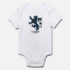 Lion - Campbell of Argyll Infant Bodysuit