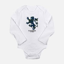 Lion - Campbell of Argyll Long Sleeve Infant Bodys