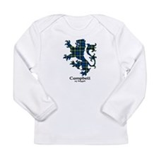 Lion - Campbell of Argyll Long Sleeve Infant T-Shi
