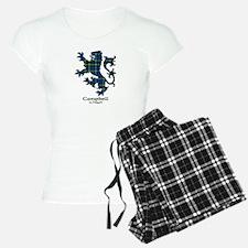 Lion - Campbell of Argyll Pajamas