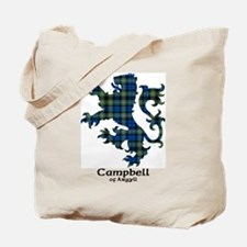 Lion - Campbell of Argyll Tote Bag