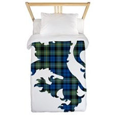 Lion - Campbell of Argyll Twin Duvet