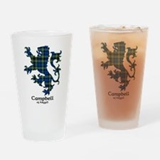Lion - Campbell of Argyll Drinking Glass