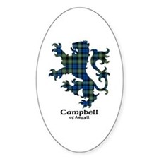 Lion - Campbell of Argyll Decal
