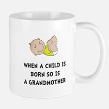 Grandmother Born Mugs