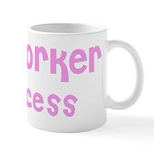 New Yorker Princess Mug