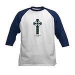Cross - Campbell of Argyll Kids Baseball Jersey