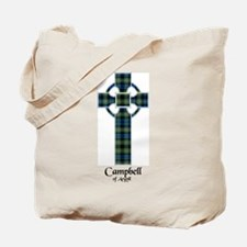 Cross - Campbell of Argyll Tote Bag