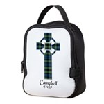 Cross - Campbell of Argyll Neoprene Lunch Bag