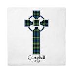 Cross - Campbell of Argyll Queen Duvet