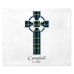 Cross - Campbell of Argyll King Duvet