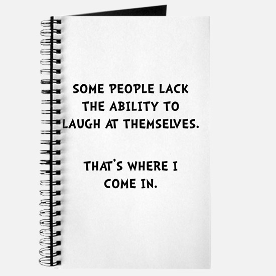 Laugh Themselves Journal