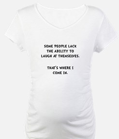 Laugh Themselves Shirt