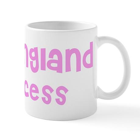 New England Princess Mug