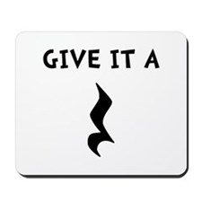 Music Rest Mousepad