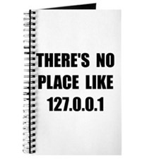 No Place Like Journal