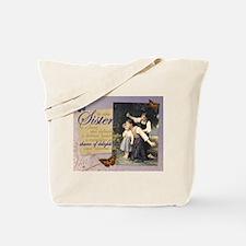 Older Sisters: In the Woods Tote Bag