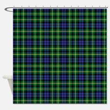 Tartan - Campbell of Breadalbane Shower Curtain