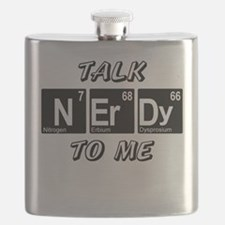 Talk Nerdy To Me Flask