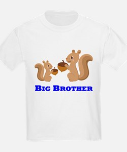 Big Brother Squirrel T-Shirt