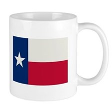 Texas Flag Mugs