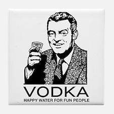 Vodka Tile Coaster