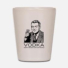 Vodka Shot Glass