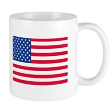 USA Flag Small Mugss