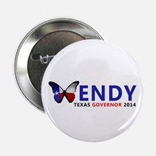 Texas Governor Butterfly Wendy Davis 2014 2.25&quo