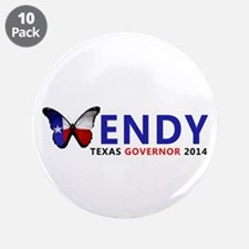 Texas Governor Butterfly Wendy Davis 2014 3.5&