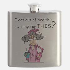 Hate Mornings Flask